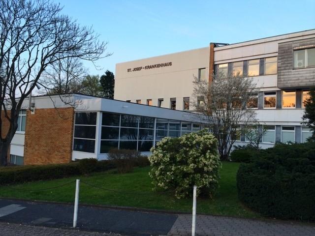 OP-Standorte: St. Josef Krankenhaus Haan