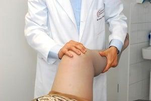 Kniegelenksverschleiß (Gonarthrose)