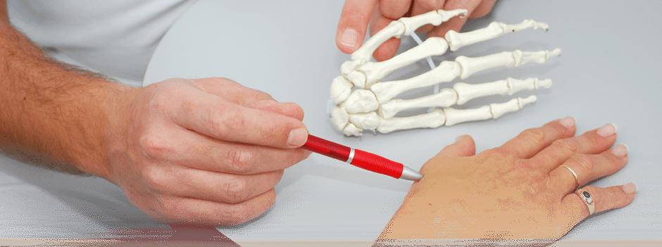 Behandlungsbereiche im Gelenkzentrum Bergisch Land: Hand und Ellenbogen – Krankheitsbilder und Informationen zu Operationen und Konservativen Therapien