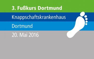 20.05.2016: 3. Fußkurs Dortmund