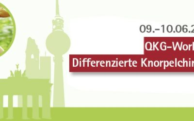 09.-10.06.2017: QKG-Workshop Differenzierte Knorpelchirurgie