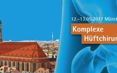 12.05.-13.05.2017: Komplexe Hüftchirurgie