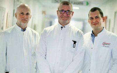 Neuer minimalinvasiver Zugang bei Hüftendoprothetik