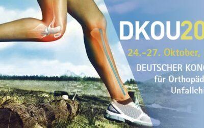 24.-27.10.2017: Deutscher Kongress für Orthopädie und Unfallchirurgie