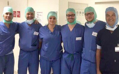 Dr. Stadler Gast bei Dr. Lagast und Dr. van Overschelde in Ghent