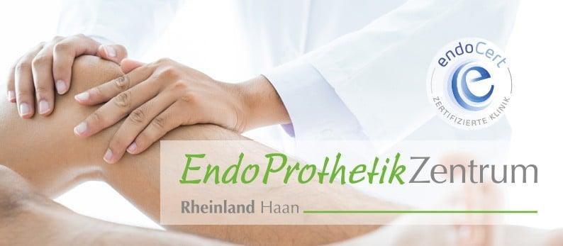Erfolgreiche Re-Zertifizierung des EndoProthetikZentrums Haan im Sommer 2019 bestätigt Qualität und Kompetenz