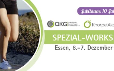 06.-07.12.2019 QKG Knorpel-Akademie Spezial-Workshop