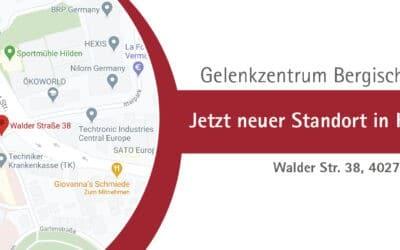 Neuer Standort in Hilden