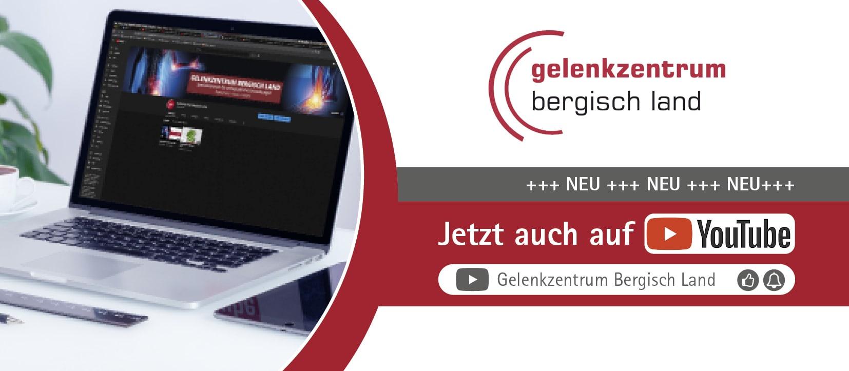 Gelenkzentrum Bergisch Land - youtube
